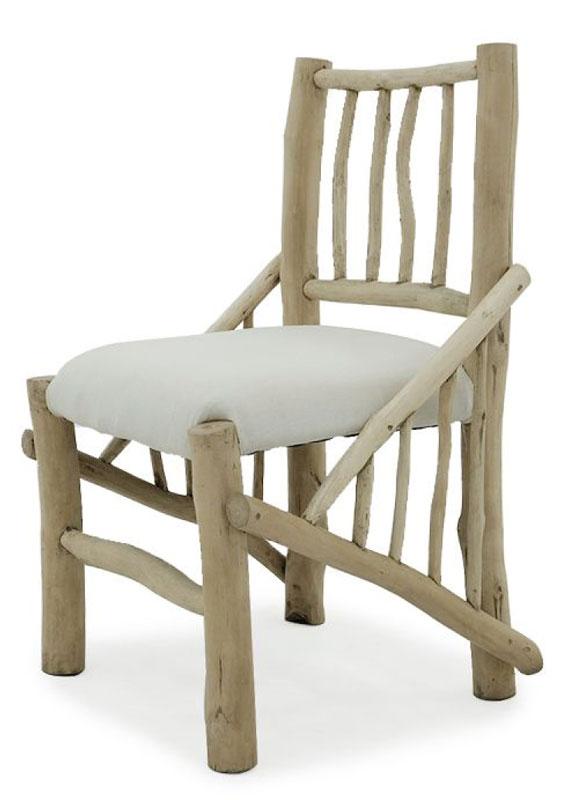 Sanur Chair Teak Branch Furniture