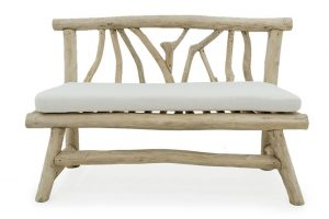 Malang Bench Teak Branch Furniture