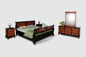 Teak Asmara Bedroom Furniture