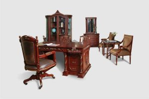 Teak Ceros Home Office