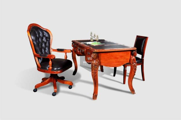 Teak James Home Office
