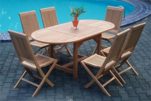 How to Clean and Polish Teak Furniture