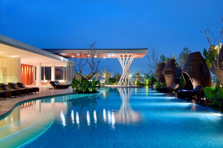 Hilton Hotel Bandung, Indonesia