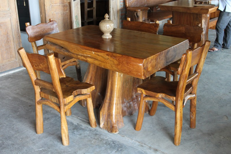 Solid Teak Wood Furniture