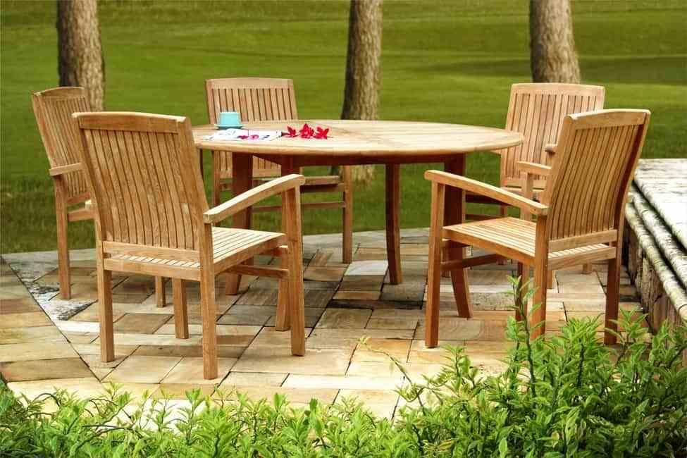 Teak Garden Furniture Manufacture Indonesia