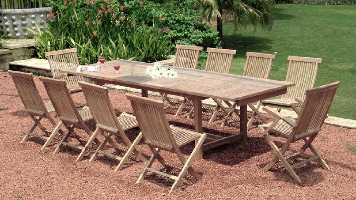 Refinish Teak Outdoor Furniture Jepara Teak Wood Furniture