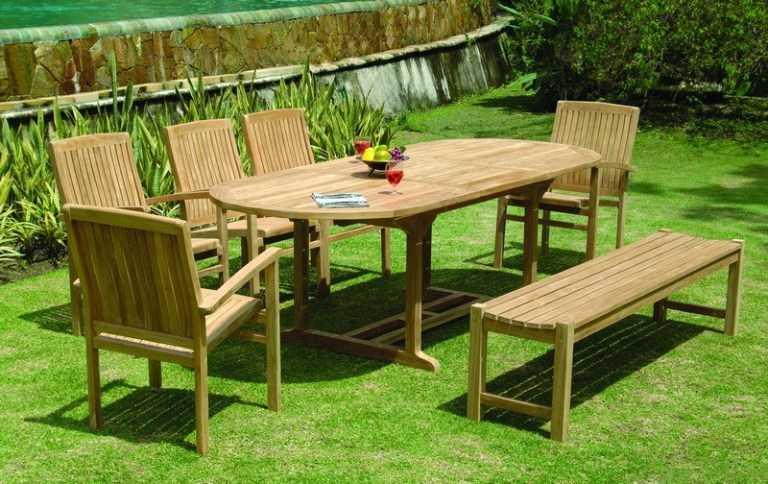 Teak Garden Furniture UK